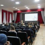 Методический семинар и родительское собрание по дополнительным занятиям иностранным языком