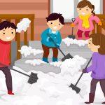 Снежный субботник