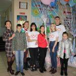 Волонтеры подарили праздник детям
